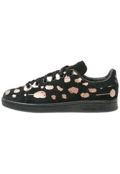 STAN SMITH  - Baskets basses - core black/copper metallic