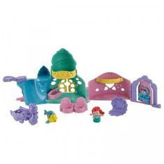 Little People Disney Princess Ariel's Castle