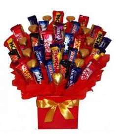 Chocolate Bouquet - ElGrandelicious