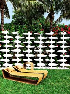 crazy cool fence #fence #decor