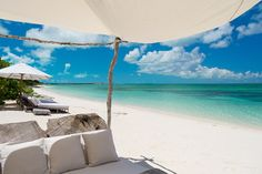 White-sand beaches and five-star service are just two prime perks of The Sanctuary in Turks and Caicos.