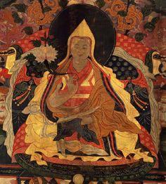 Treasury of Lives: The 7th Dalai Lama   Tricycle