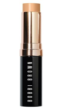 Bobbi Brown Skin Foundation Stick   Nordstrom - A great purse and travel stable. Foundation and concealer all in one. The idea of never worrying about a bottle breaking - Priceless. The fact that it comes in a full range of colors for those of us from fair to dark - marvelous. $44.00.