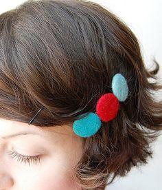 Sweet little hair clip