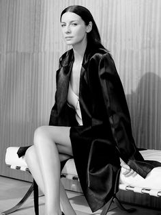 Caitriona Balfe in InStyle Magazine 2016