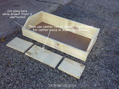 Tutorial for a potato and vegetable bin Ikea Rast hack by Stow and Tell U featuring Pittsburgh Paints and Stains and Hickory Hardware. Vegetable Storage Bin, Potato Storage, Vegetable Bin, Produce Storage, Bin Storage, Potato And Onion Bin, Hickory Hardware, Plastic Bins, Diy Woodworking