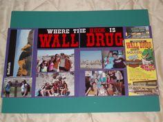 Wall, South Dakota - Scrapbook.com
