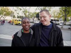 Gena and Tasha are students at the Orange County Rescue Mission's Village of Hope. In this video they returned to where they made their first connections with the mission. They talked and served chili to the homeless in Santa Ana, a place where they once used to live.