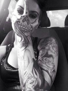 tatuajes 3d 35