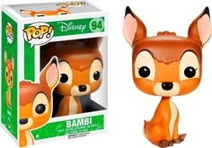 funko pop disney | Home > Colecionáveis > Cinema e TV > Bambi Funko Pop Disney