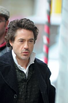 """Robert Downey Jr. - """"...always searching, sometimes hunting but never resting."""""""