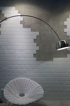 Deconstructed #tile at #Cersaie2013 by Imola #bath