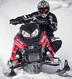 Polaris Snowmobile - made in Minnesota!!!