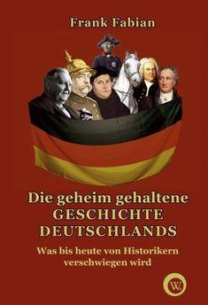 Sie lernen eine völlig neue Sichtweise auf die Geschichte Deutschlands kennen. Ohne Vorbehalte und weltanschauliche Nähe zu Siegern und Verlierern wird sie ausgeleuchtet, vollständig neu ausgewertet und interpretiert.