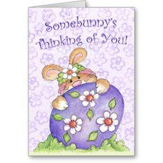 http://www.zazzle.com/somebunny_greeting_card-137466715679898956