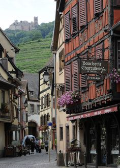 Ribeauville ~ Alsace France