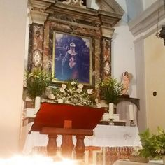 Oggi 8 dicembre festa della #immacolata concezione e vi proponiamo la foto del santuario di Monserrato a #portoazzurro. Continuate a taggare le vostre foto con #isoladelbaapp il tag delle vostre vacanze all'#isoladelba. visita anche il nostro sito web http://ift.tt/1NHxzN3