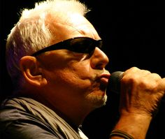 Eric Burdon and The Animals at Santa Cruz Beach BoardwaLK