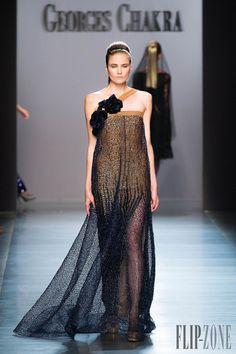 Georges Chakra – Couture 2014-2015 fall winter