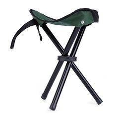 Stansport Outdoor Stansport Deluxe 4 Leg Camp Stool