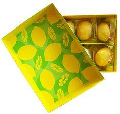 [グーテ・ド・アナトール] 瀬戸内生口島レモンのマドレーヌ グルメ・ギフトをお取り寄せ【婦人画報のおかいもの】