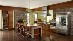 10 Kitchen Innovations for Improving your New Generation Home - http://freshome.com/2013/10/05/10-kitchen-innovations-for-improving-your-new-generation-home/