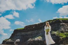 Sunflowers, Sunshine and Two Dresses For An Intimate Beach Wedding in Whitby   Love My Dress® UK Wedding Blog