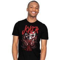 Check this Slay the Knight T-Shirt Gift Trending Design T Shirt . Hight quality products with perfect design is available in a spectrum of colors and sizes, and many different types of shirts! Joker T Shirt, Comic Villains, Cardi B, Slay, Types Of Shirts, Design Trends, Dc Comics, Knight, Batman Stuff