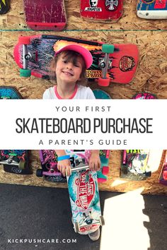 Your first skateboard purchase - A parent's guide