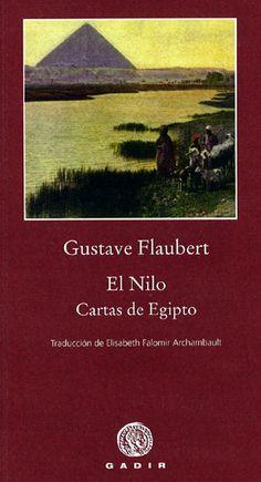 """""""El Nilo"""" de Gustave Flaubert"""