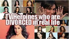 20 Indian Television Actresses who are Divorced in real life   Not everyone is lucky to have a successful and happy married life. Given below is a list of Top 20 Indian Television Actresses who are Divorced in real life! This TV Heroines who are extremely popular in reel where not lucky at their first marriages.  The 'Sasural Simar Ka' Actress Dipika Kakar's marriage to Raunak Mehta lasted only 2 years. The Divorce happened in January 2015. She is in a relationship with her co-actor Shoaib…