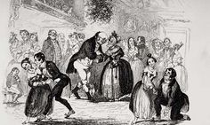 Illustration from The Pickwick Papers