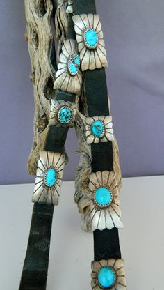 Native American Navajo Vintage Sterling by NativeJewelryStore