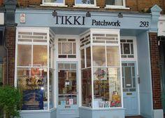 lovely Victorian shop - front of Kew Gardens, West London. Kew Gardens, Botanical Gardens, Design Café, Pop Up, Shop Fronts, Restaurant, Room Setup, Shop Front Design, Shop Window Displays