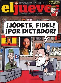 EL JUEVES  nº 2062 (30 nov.embro - 6 decembro 2016)