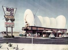 Wagon Ho at Eastwood Mall near Irondale, AL 1960s