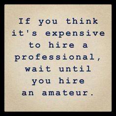 . So very true