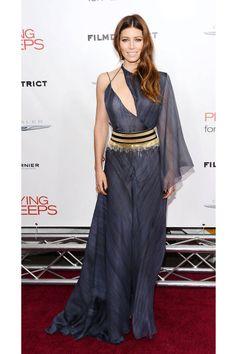 Jessica Biel Style - Fashion Pictures of Jessica Biel - Elle