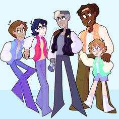 If they have matching armor does that mean they have matching jackets too. Voltron Paladins, Voltron Klance, Matt Holt, Be More Chill, Dumpster Fire, Hey Man, Space Cat, Cute Creatures, Cool Cartoons