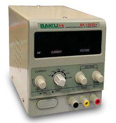 Naciente Alimentacion Regulable dactiloscópico BAKU-1502D  ENVIO POR MRW 24-48 HORAS