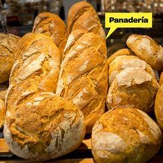 Cada día disfruta de nuestros panes elaborados con recetas tradicionales e ingredientes naturales que podrás encontrar en la sección de #panadería de nuestros hipermercados.