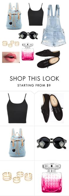 """short4"" by adara-aijem on Polyvore featuring H&M, Topshop, Wet Seal, Paul & Joe Sister and Jimmy Choo"