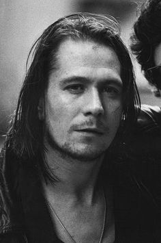 Gary Oldman. He's in my yes please board because he is just plain awesome. 'Nuff said. :)