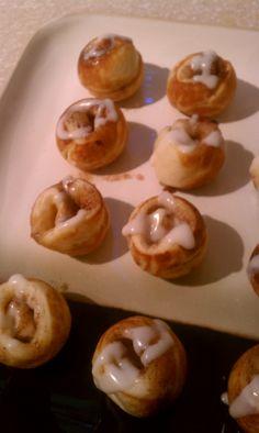 Cinnamon Bites | Tips & Recipes – Babycakes