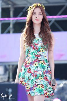 Seohyun @ BlueOne kpop Dream Festival 140730