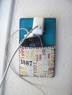 Tuto : un étui pour recharger votre portable
