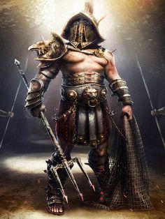 Greek Warrior, Viking Warrior, Fantasy Warrior, Gladiator Arena, Gladiator Tattoo, Zeus Tattoo, Roman Gladiators, Spartan Tattoo, Marshal Arts