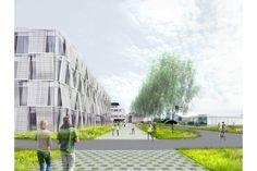 Dominique Perrault Architecture - Réhabilitation / extension de la halle de mécanique et de l'ancienne bibliothèque de l'Ecole Polytechnique Fédérale de Lausanne