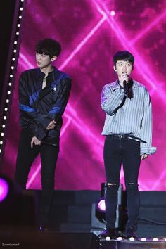 170602 World Friends Music Festival [WFMF] #Chanyeol #찬열 #Kyungsoo #경수 #EXO #엑소
