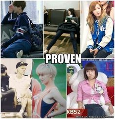 """SNSD are manlier than EXO. EXO are more feminine than SNSD"" 